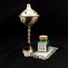 Silver Goblet Gift Set
