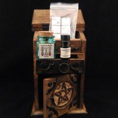 Pentagram Box Gift Set