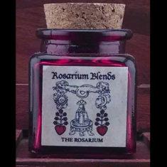 The Rosarium Incense Jar