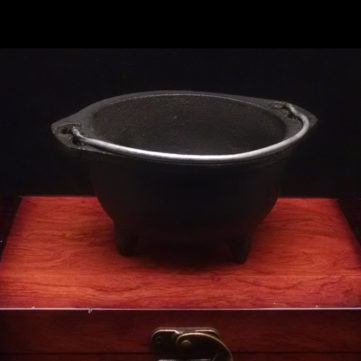 "5"" cauldron"
